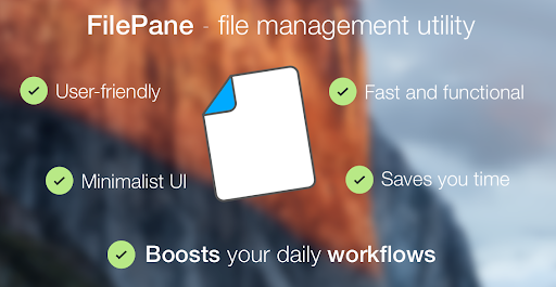 FilePane for Mac Free Download +Review [Latest Version]