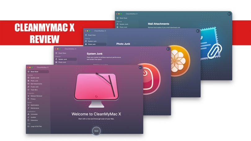 CleanMyMac X 4.7.2 With Crack