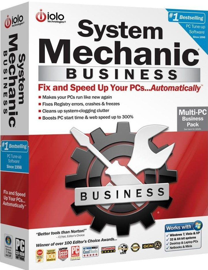 System Mechanic Ultimate Defence 20.7.0.2 With Crack