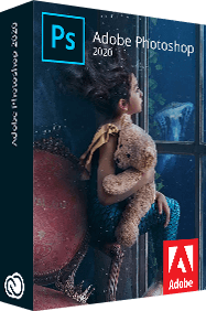Adobe Photoshop 2021 v22.1.0.94 (x64) With Crack